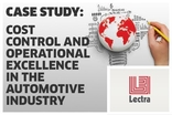 Cost control and operational excellence in the automotive industry