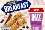 United Biscuits adds to McVities breakfast range