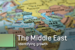 The Middle East: identifying growth
