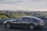 Hatchback body makes the Panamera unique in its segment