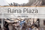 Rana Plaza one year on