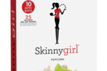 ConAgra, Skinnygirl team up for low-cal popcorn launch