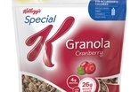 Kellogg eyes trends with product launches