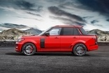 Brabus STARTECH creates the Range Rover pick-up