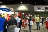 The Supply Chain USA pavilion at Texprocess Americas