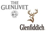 The Glenlivet has pushed Glenfiddich into the second spot