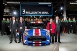 While one BMW Kruger was preparing to move to Infiniti, the one in charge of production this week was helping celebrate three million Minis at Plant Oxford