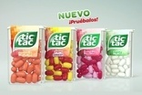 Ferrero launches Tic Tac in Spain