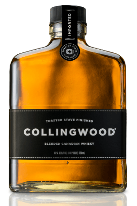 Brown-Forman is hoping to make the Collingwood bottle more sustainable