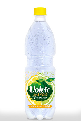Danones new 50cl Volvic bottle will roll out from next month