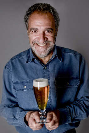 Charlie Papazian will still attend key trade events as part of the Brewers Association