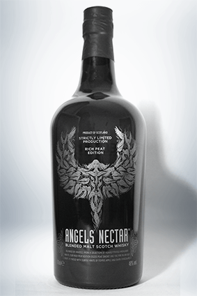 Highferns Angels Nectar Blended Malt, Rich Peat Edition