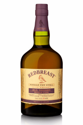 Pernod Ricards Redbreast Single Cask