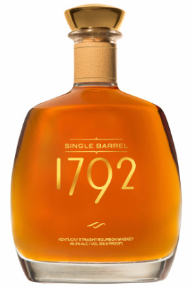 Barton 1792 Distillery Single Barrel Bourbon
