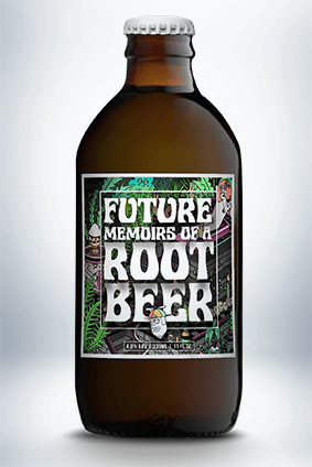 East Ninth Brewing's Future Memoirs of a Root Beer