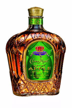 Crown Royal Apple has exceeded Diageos expectations since its 2014 launch