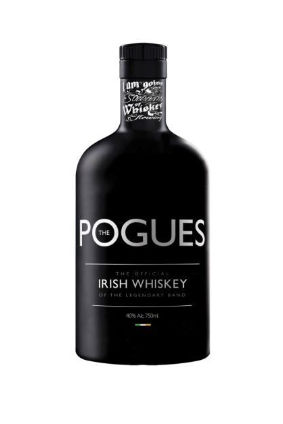 50% of The Pogues Irish whiskey will remain with the band