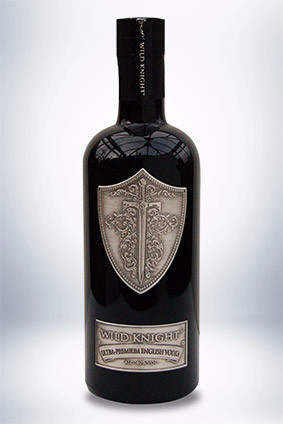 Wild Knight Ultra-Premium English Vodka