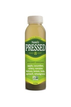 Bright Greens joins four other flavours under PepsiCos Naked Cold Pressed Juice brand