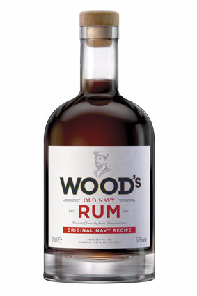 William Grant & Sons has owned Woods Old Navy Rum since 2002