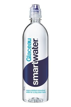 The Coca-Cola Co acquired Glaceau Smartwater in 2007