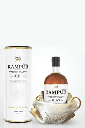 Radico Khaitans Rampur Indian whisky