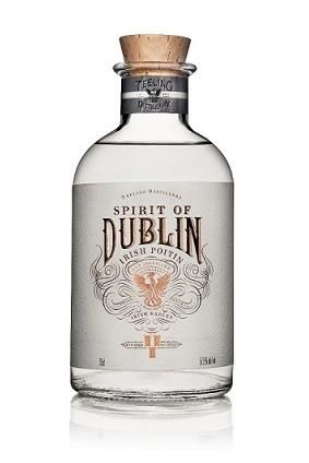 Teeling Whiskey Cos Spirit of Dublin Premium Irish Poitin