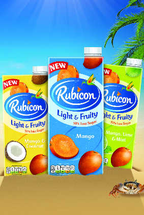 AG Barrs Rubicon Light & Fruity