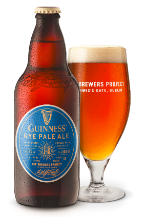 Diageos Guinness Rye Pale Ale