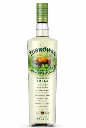 Roust Corp controls a number of vodka brands, including Zubrowka Bison Grass