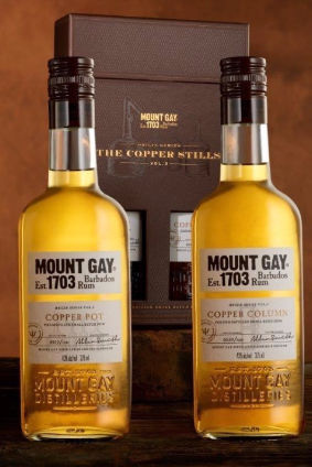 Remy Cointreaus Mount Gay Origin Series: Volume Two, The Copper Stills Collection