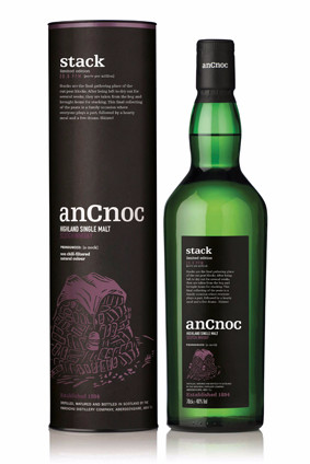 Inver House Distillers' anCnoc Stack