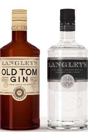 Langleys England gin will begin rolling out to Asia this month