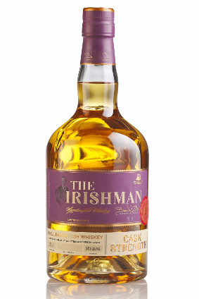 Walsh Whiskey Distillerys 2016 Cask Strength The Irishman
