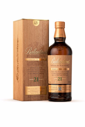 Pernod Ricards Ballantine's 21-Year-Old American Oak - Product Launch