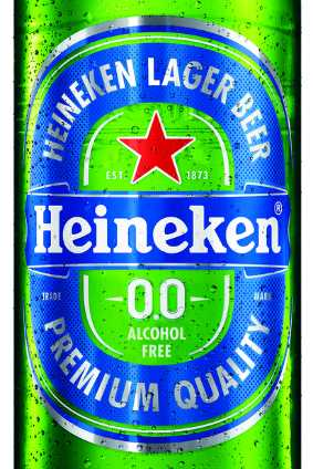Heineken 0.0 first launched in Europe, in 2017