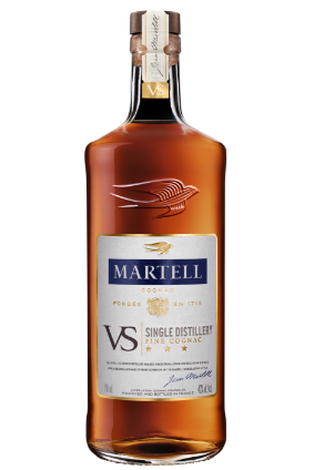 Martell VS Single Distillery launched in the US last month