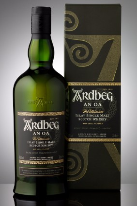 Ardbeg An Oa, the first Ardbeg brand extension in a decade