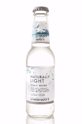 Halewood Wines & Spirits Lamb & Watt's Naturally Light Tonic Water