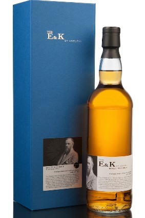 Fusion Whisky and Adelphi Distillerys The E&K Scotch/Indian whisky blend