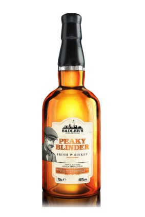 Halewood Wines & Spirits' Sadler's Peaky Blinders Irish Whiskey