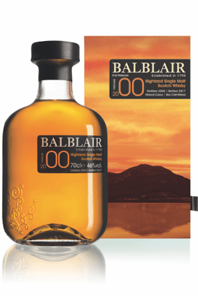 International Beverage Holdings Balblair 2000 vintage