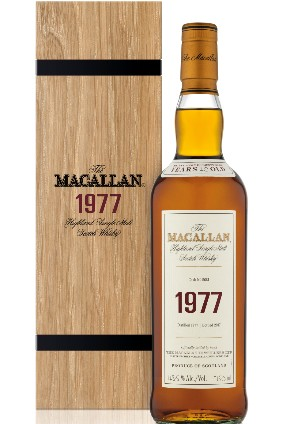 Edrington's The Macallan 1977