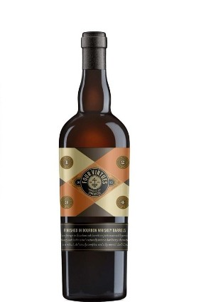 Rutherford Wine Cos Four Virtues Bourbon Barrel Zinfandel 2016