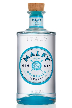 Biggar & Leith's Malfy Gin Originale from Italy