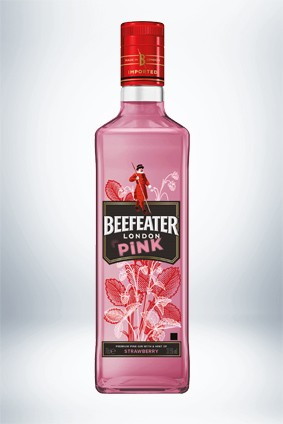 Pernod Ricard's Beefeater Pink