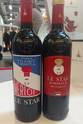 Maison Le Stars Le Star Bordeaux and Le Star were launched at the ProWein trade show this week