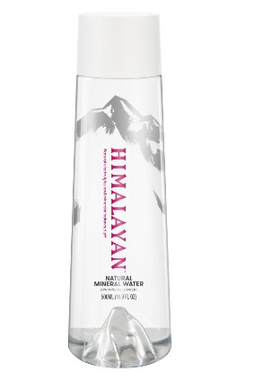 Himalayan Natural Mineral Water  will launch first in Southern California and Chicago