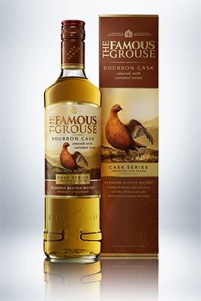 Edrington wants to expand its footprint in Mexico through its non-Macallan brands such as The Famous Grouse