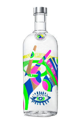 Absolut World is the first GTR-exclusive Absolut for three years